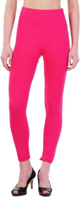 Wake Up Competition Women's Pink Leggings