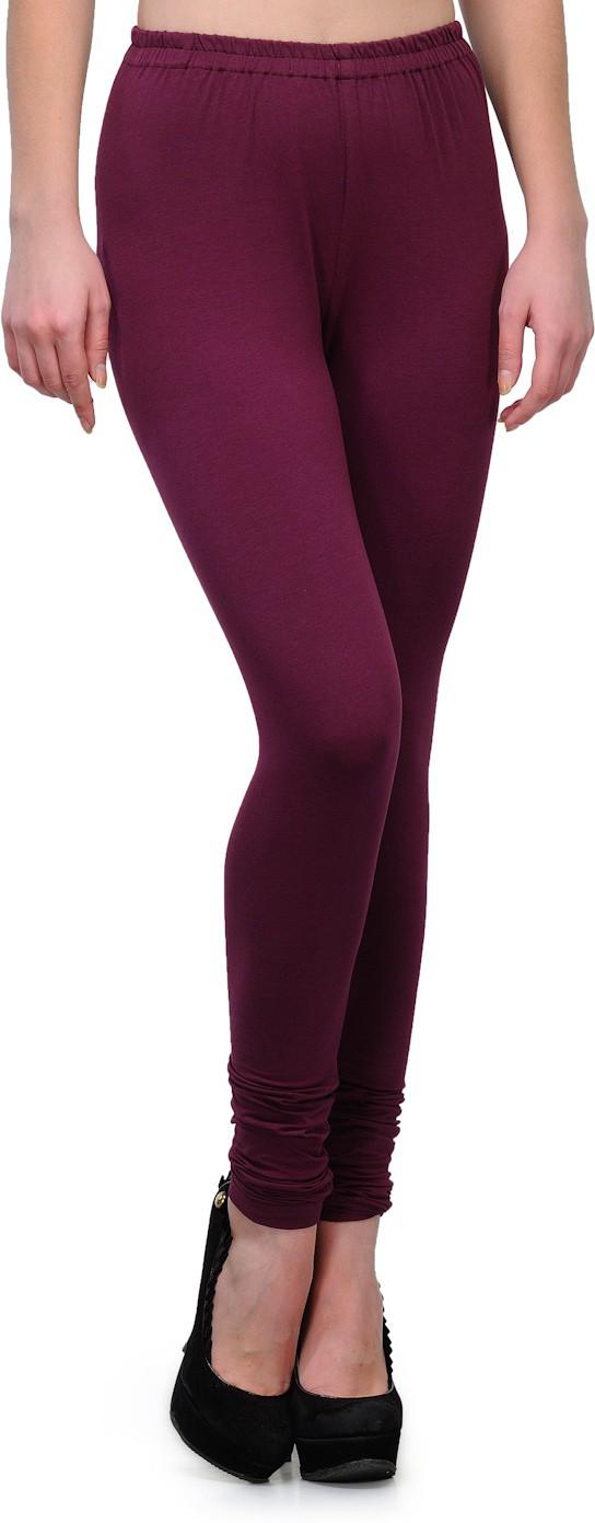 Ffu Womens Purple Leggings