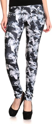 Lqqke Women's Black Jeggings
