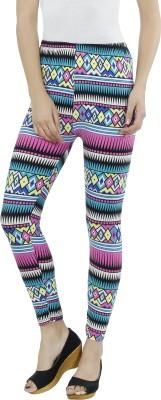 Ten on Ten Women's Multicolor Leggings
