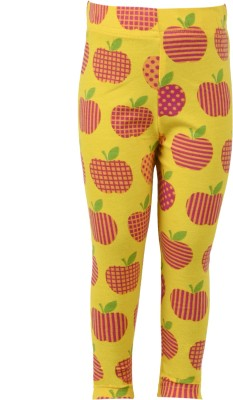 Angry Birds Girl's Multicolor Leggings