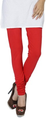 Rupa Softline Women's Red Leggings