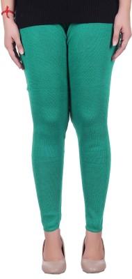 Sellsy Women's Green Leggings