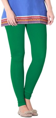 Avgi Women's Light Green Leggings
