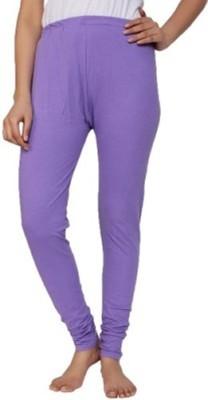 INKINC Women's Purple Leggings