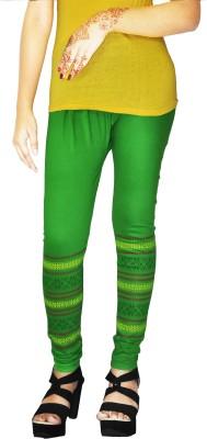 Srija's collection Women's Green Leggings