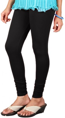 Anshul Textile Women's Black Leggings