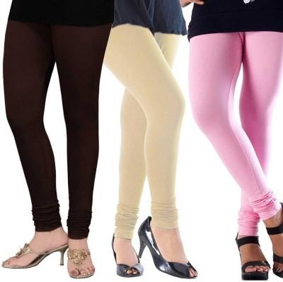 Kiyaracollection Women,s Brown Leggings