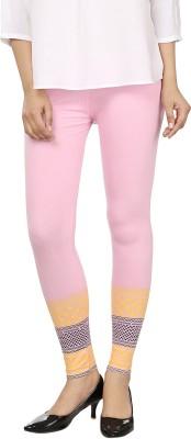 desistyle Women's Pink, Yellow Leggings