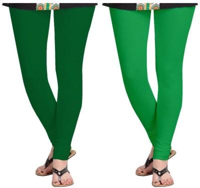Roshni Creations Women,s Green, Green Leggings