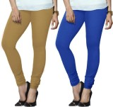 Arma Women's Blue, Beige Leggings (Pack ...