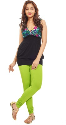 Minu Suits Women's Green Leggings