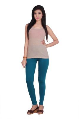 Teen Fitness Women's Green Leggings