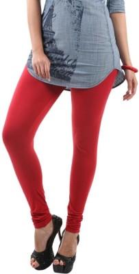 Mystic Women's Red Leggings