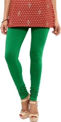 Mytri Women's Green Leggings