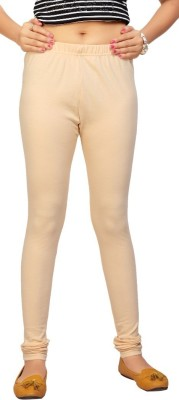Comix Women's Beige Leggings