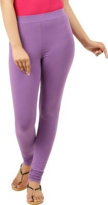 New Darling Women's Purple Leggings