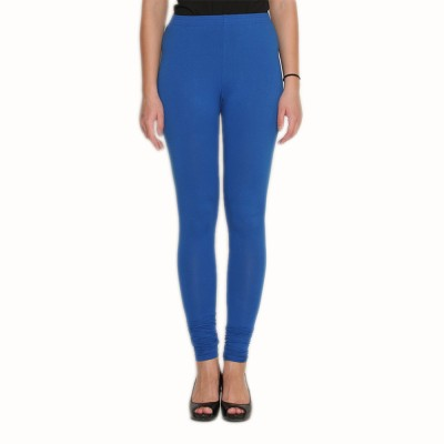 Girls2women Women's Blue Leggings