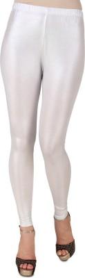 Flur Women's White Leggings