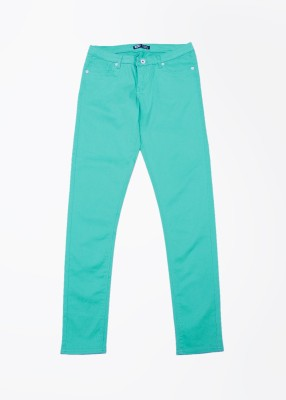 Levi's Girl's Light Blue Leggings