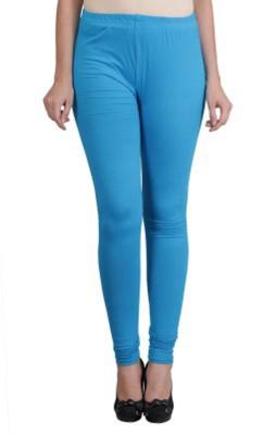 Boofa Women's Blue Leggings