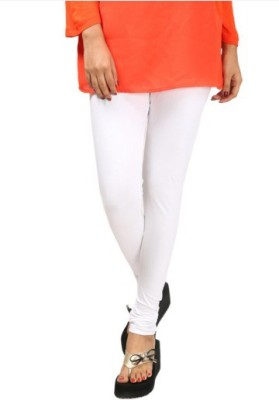 SD Fashions Women's White Leggings