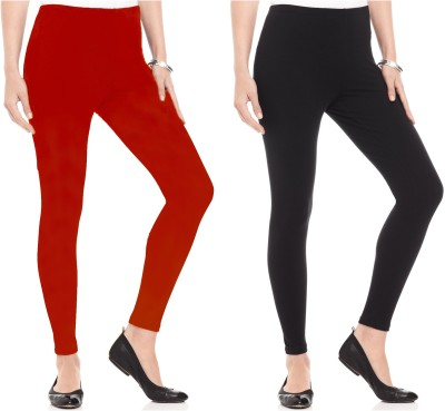 Kamuk Life Women's Black, Red Leggings