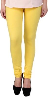 Estelo Women's Yellow Leggings