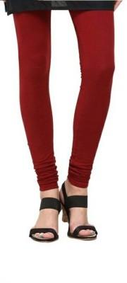 Estelo Women's Maroon Leggings