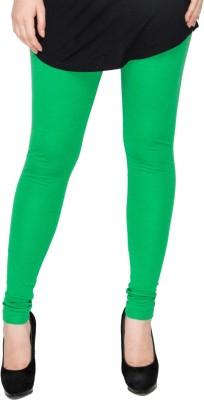 Rann Women's Green Leggings