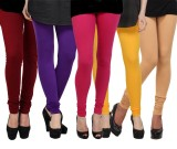 Kjaggs Women's Yellow, Maroon, Purple, P...