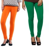 VP Vill Parko Women's Green, Orange Legg...