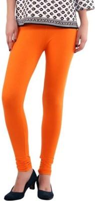 VP Vill Parko Women's Orange Leggings