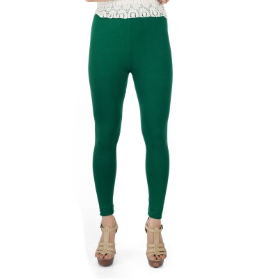 Legrisa Fashion Women's Green Leggings