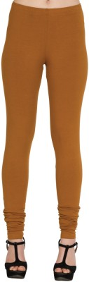 Xora Women's Gold Leggings