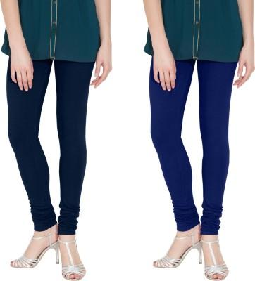 Nicewear Women's Blue, Blue Leggings