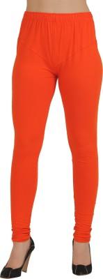 TT Women's Orange Leggings