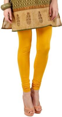 Wens Women's Yellow Leggings