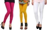 Ladyfit Women's Pink, Gold, White Leggin...