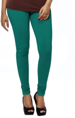 Deskjet Women's Light Green Leggings