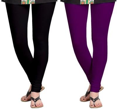 AF Sayonara Women's Black, Purple Leggings