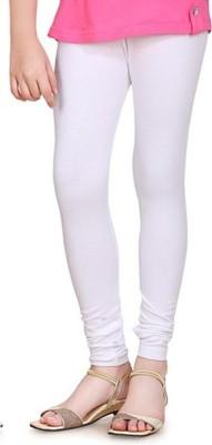 Tushiyyah Women's White Leggings