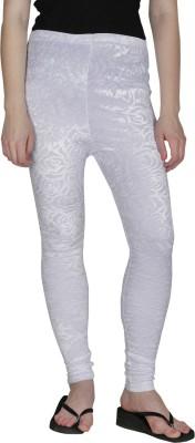 Franclo Women's White Leggings
