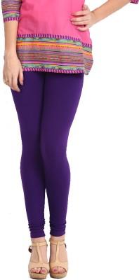 Elisha Women's Purple Leggings