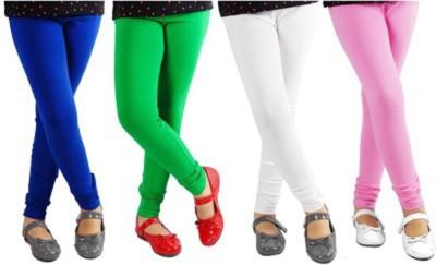 Roma Creation Women's Blue, Green, White, Pink Leggings