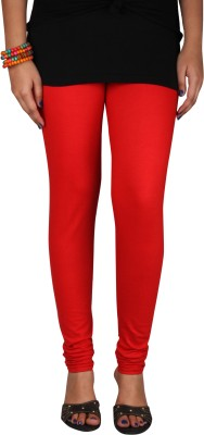 Avelen Women's Red Leggings