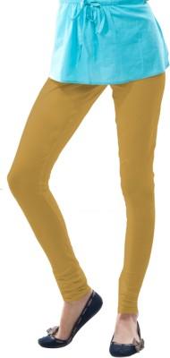 Dollar Missy Women's Beige Leggings