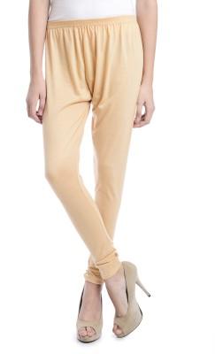 Samridhi Women's Beige Leggings