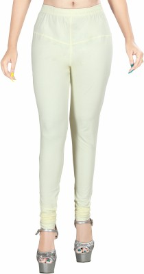 Rivory Bros Women's White Leggings