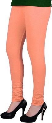 shreemangalammart Girl's Pink Leggings